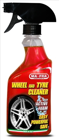 Detergent Jante Anvelope Wheel Tyre Cleaner 500ml Ma Fra