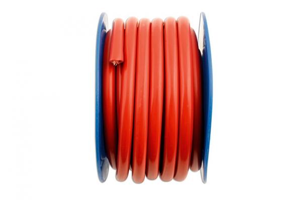 Cablu pornire baterie 170amp rosu , 10m Laser Tools