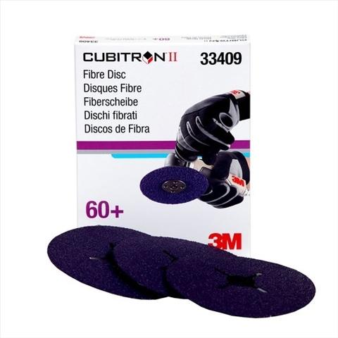 Set 5 discuri de fibra 3M Cubitron II115mmx22mm