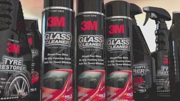 Solutie Pentru Curatarea Geamurilor Glass Cleaner 3M