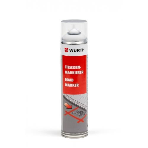 Spray marcaje alb 600 ml Wurth