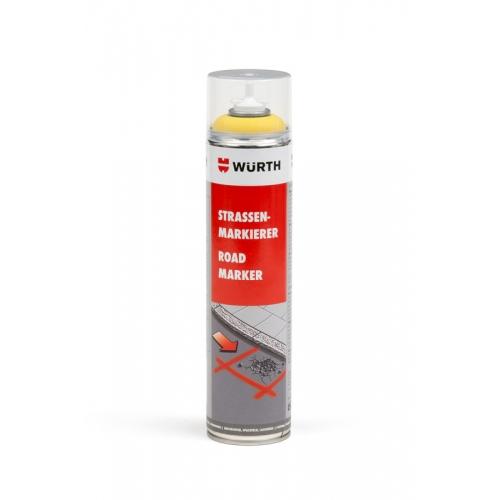 Spray marcaje galben 600 ml Wurth