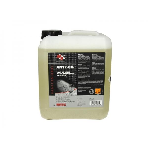 Solultie curatare ulei MA Professional, 5L