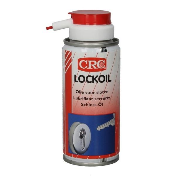 Solutie intretinere incuietori, CRC 100ml