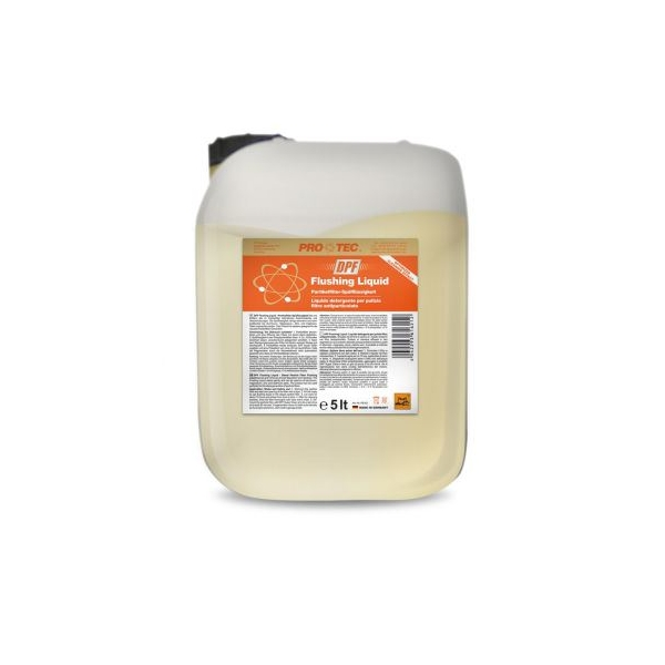Solutie curatare filtru de particule DPF, PROTEC 5L