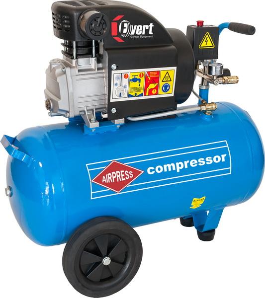 Compresor cu piston , Rezervor 50l.