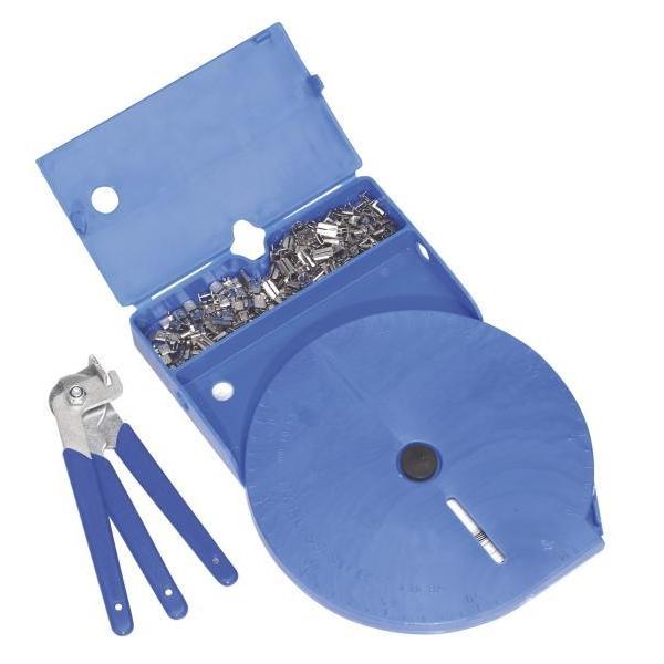 Kit cleme pentru montare burdufuri planetare, Sealey