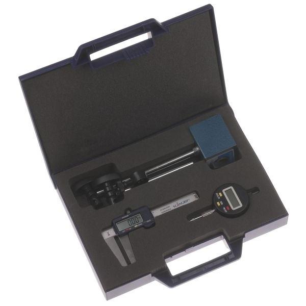 Kit masurare bataia discuri frana 0-60mm cu trepied
