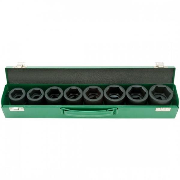 Set chei tubulare impact 3 4inch, Toptul 26-38mm