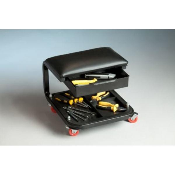Scaun mecanic cu locas pentru scule 360 x 365 x 365 mm