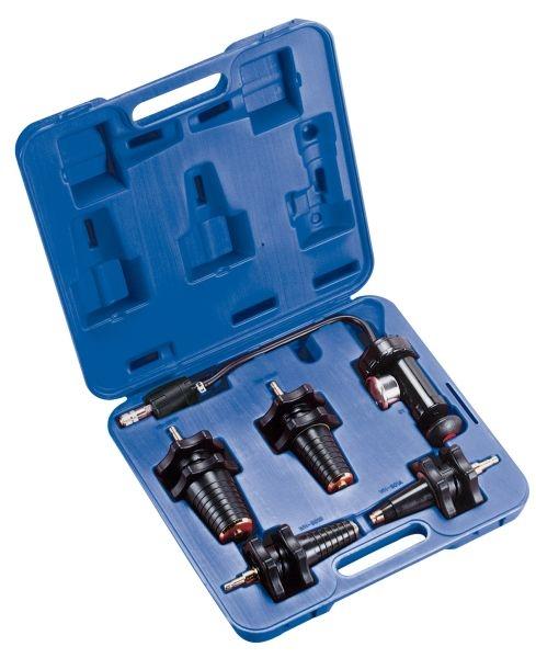 Set 5 piese Tester diagnosticare presiune sistem racire motor auto