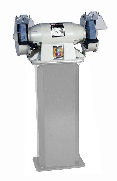Polizor dublu cu piedestral iluminat BKS-2500