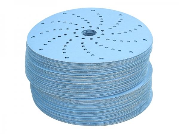 Disc abraziv Montana P320 albastru 100 bucati
