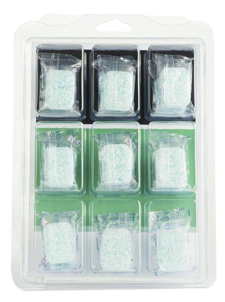 Set 18 tablete curatare condensator aer conditonat 1:5