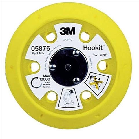 Taler Hookit standard 150mm, 15 gauri, 5 16 3M