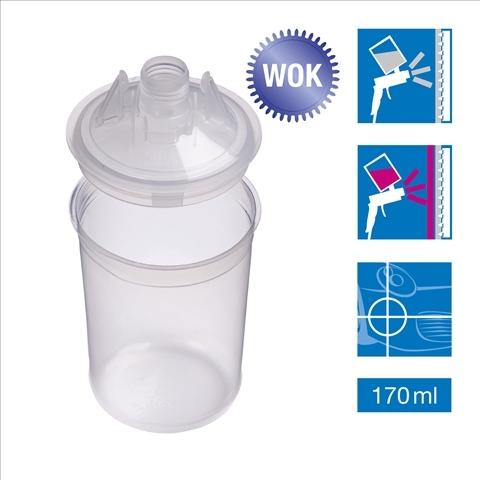 PPS mini 0.17L-set 50 Pungi minicapace filtru 125 microni 3M