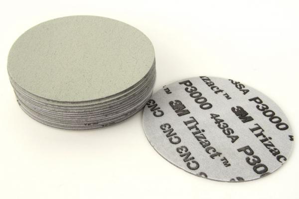 Disc abraziv Trizact 150mm P3000 15 bucati