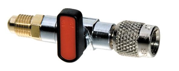 Conector 1 4 adaptor sistem climatizare cu supapa