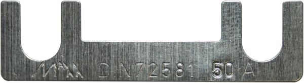 Siguranta metal 50A 10 bucati