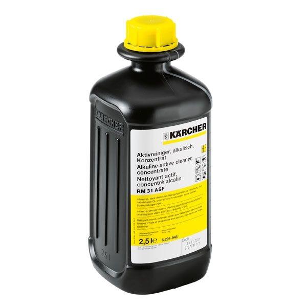 Sampon activ indepartare murdarie dura grasime gudron 2.5 litri Karcher