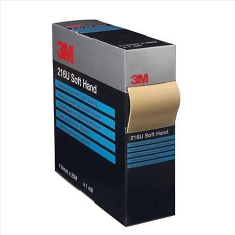 Rola 216U Soft roll P1000 113 mm x 25m 3M
