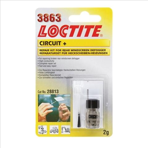 Set reparat dezaburire luneta Loctite 3863
