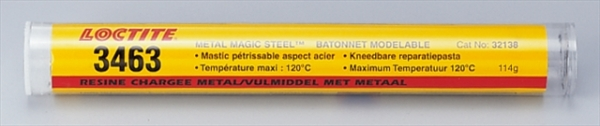 Etansant epoxi bicomponent metal 114g Loctite 3463