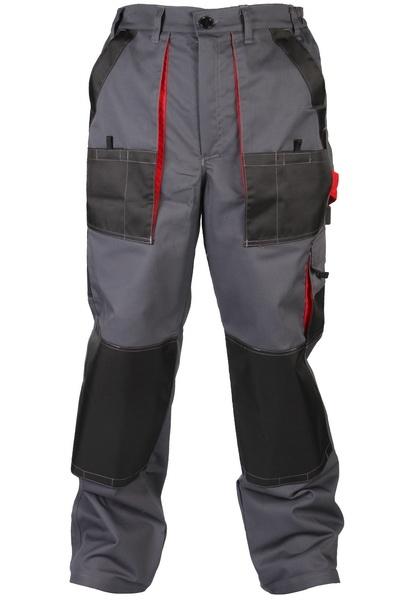 Pantaloni mecanic cu buzunare marimea XL protectie genunchi