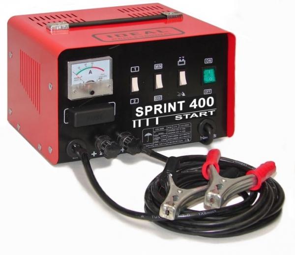 Robot de pornire 12V 24V Sprint 400