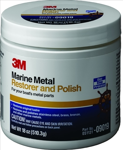 Metal restorer polish 500 ml 3M