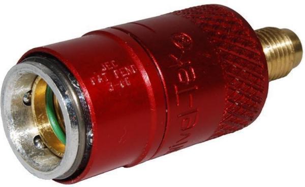 Cupla rapida rosie presiune inalta sistem climatizare auto 180 grade HP