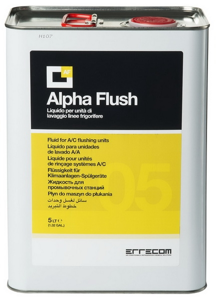 Solutie spalare sisteme climatizare ERRECOM ALPHA FLUSH 5 litri