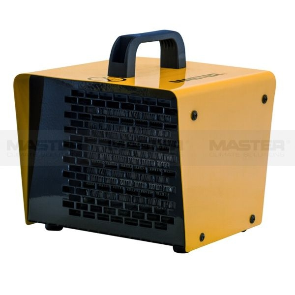 Aeroterma electrica 1 2 kW 230V debit de aer 97 m3 h