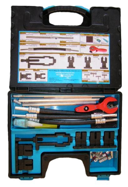 Kit reparatie conducte aer conditionat aluminiu auto