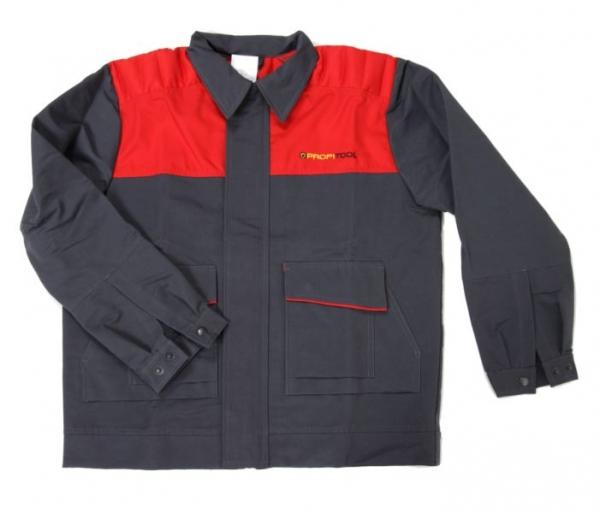Bluza mecanic marimea XL negru rosu