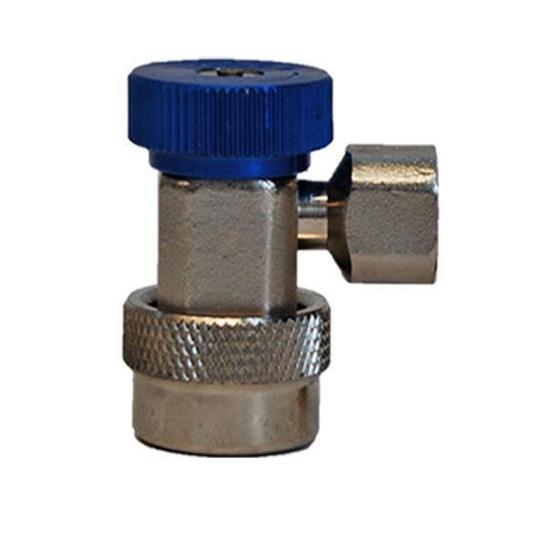 Cupla rapida albastra presiune joasa LP sistem climatizare freon R1234yf 1 2 inch