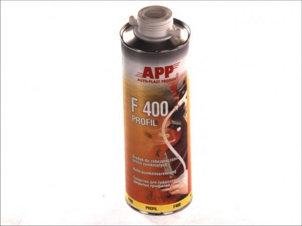 Spray impotriva coroziunii protectie profile F 400