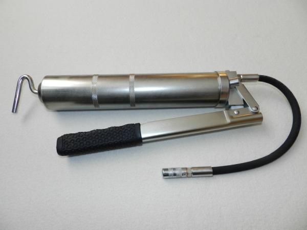 Gresor manual tip SR300 capacitate 600cm3 presiune maxima 40Mpa