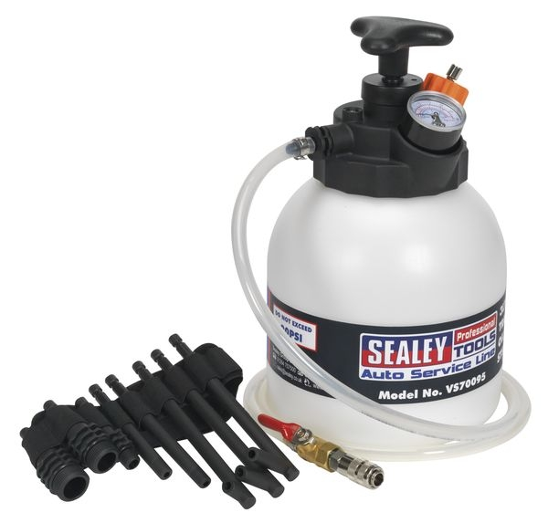 Kit distributie ulei transmisie cutie viteze presiune 1.4 bar rezervor 3 litri