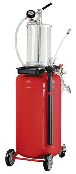 Aparat aspirare ulei motor 90 litri cu rezervor de control