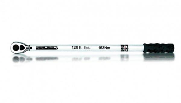 Cheie dinamometrica 1 2 578mm 163Nm Toptul