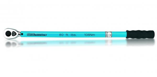 Cheie dinamometrica 1 2 578mm 80-108Nm Toptul