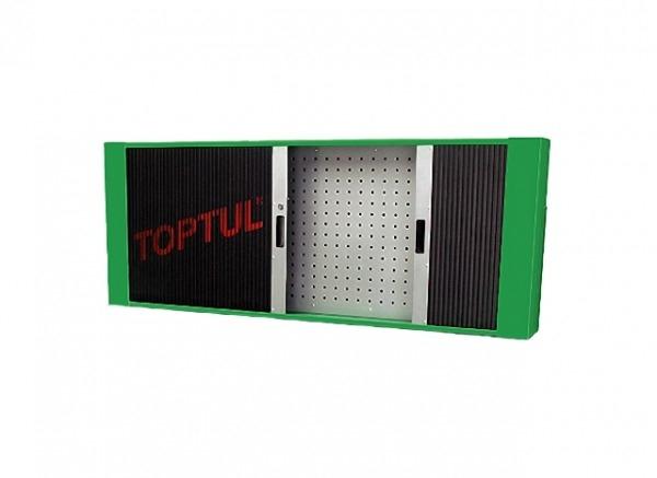 Dulap perete pentru masa lucru 200x1560x603 verde negru