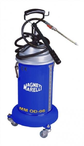 Gresor manual cu rezervor vaselina capacitate 13 kg