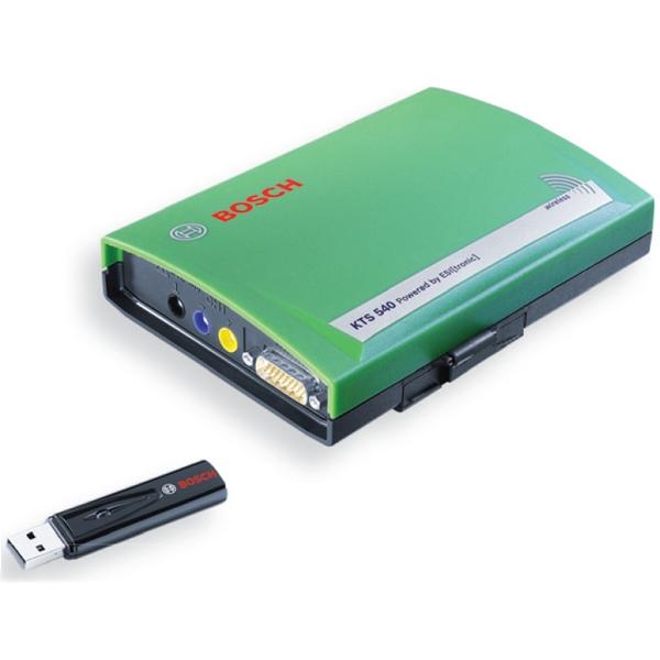Interfata pentru diagnoza auto KTS 540 + A + SD SIS, Bosch