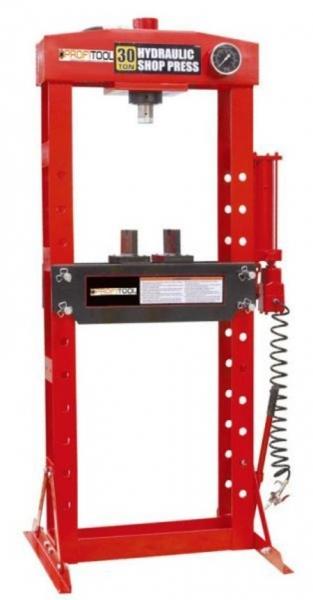 Presa hidraulica 30T 165kg 51-1131mm