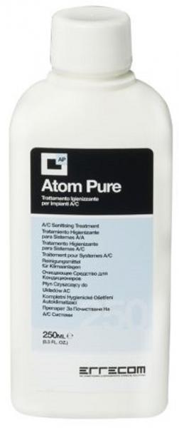 Solutie dezinfectat instatie climatizare habitaclu pentru dispozitiv Errecom cu ultrasunete Atom PURE 48x250ml
