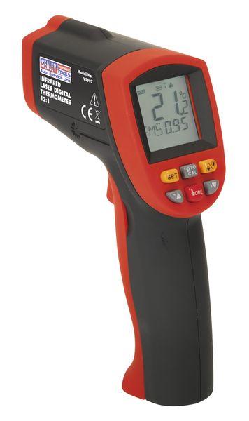 Termometru digital de la -50 la +700 grade Celsius