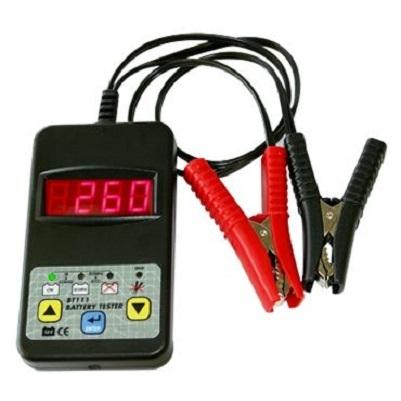 Tester acumulatori electronic