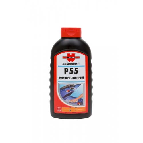 Solutie polish PLUS COMBI 1L, Wurth
